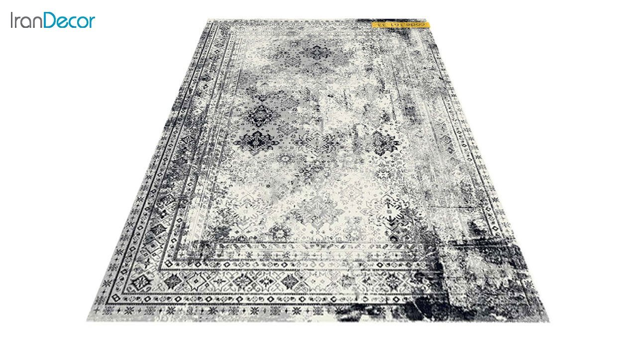 عکس فرش وینتیج برنتین مدل 161-33