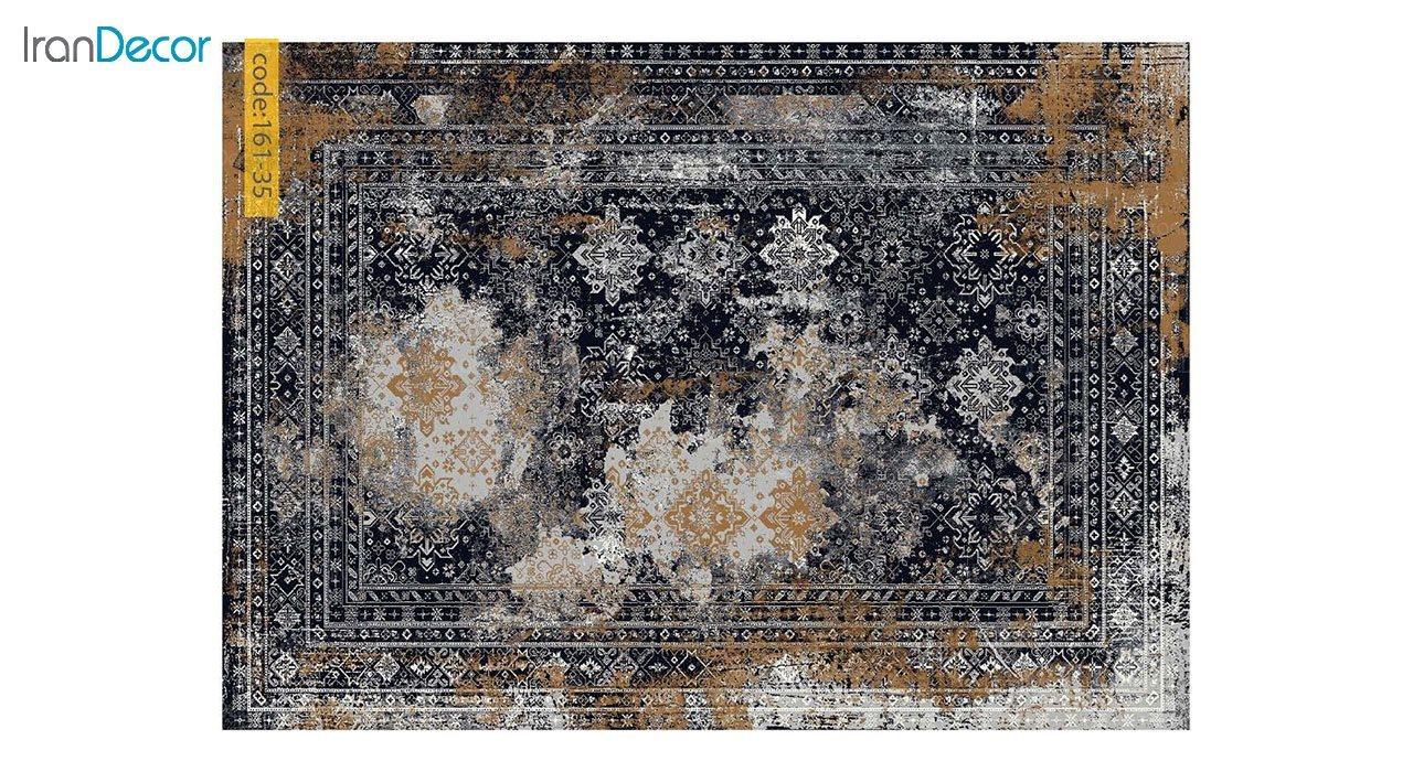 تصویر فرش وینتیج برنتین مدل 161-35