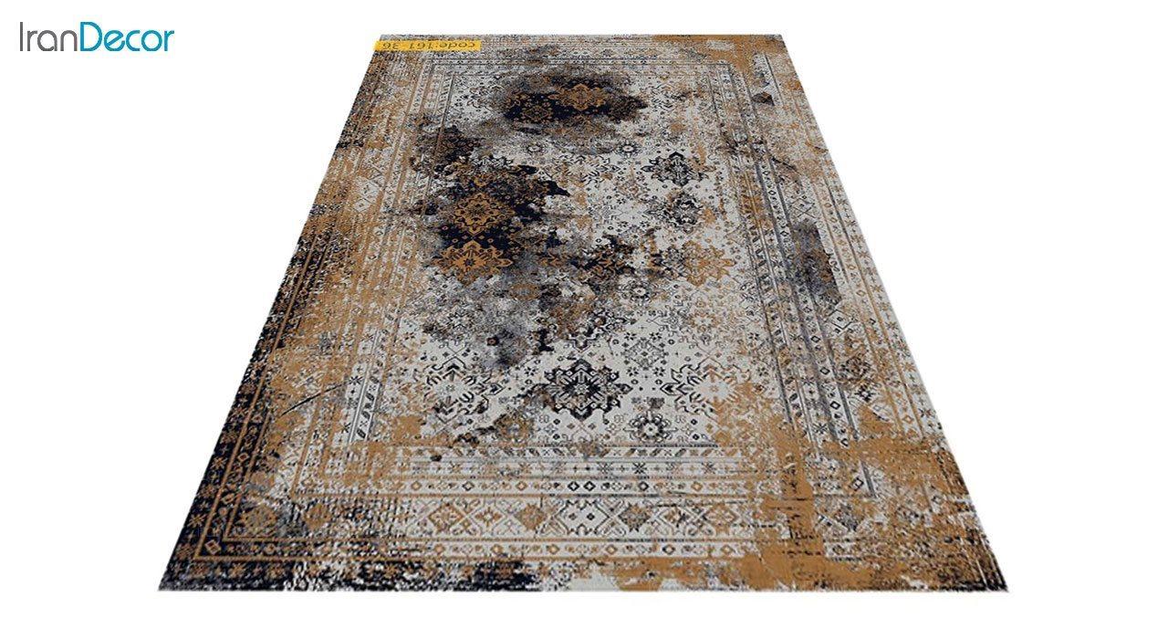 عکس فرش وینتیج برنتین مدل 161-36