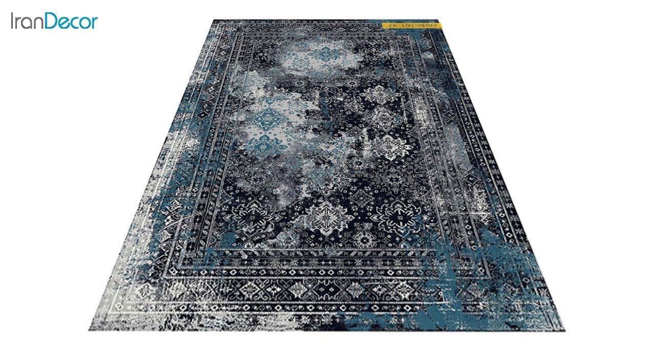 عکس فرش وینتیج برنتین مدل 161-37