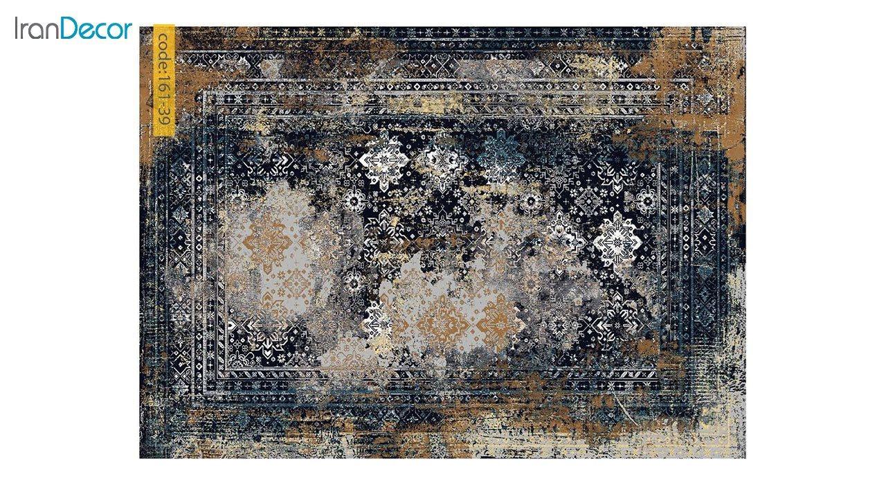 تصویر فرش وینتیج برنتین مدل 161-39