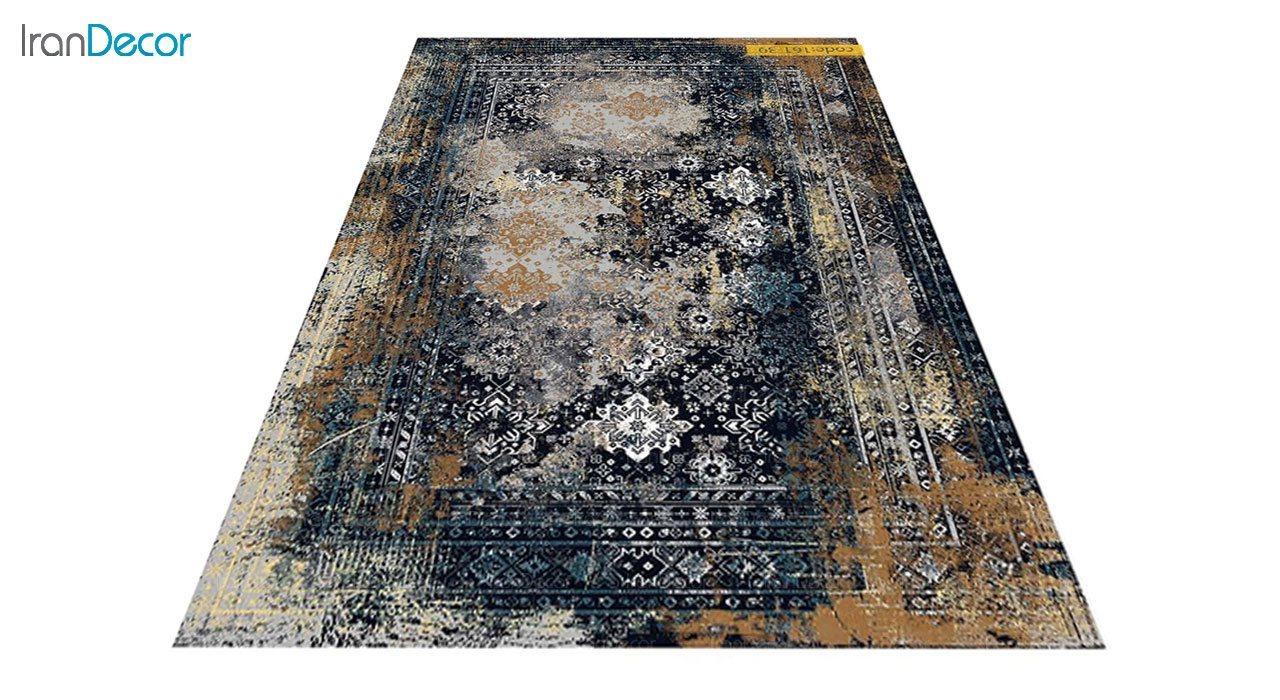 عکس فرش وینتیج برنتین مدل 161-39