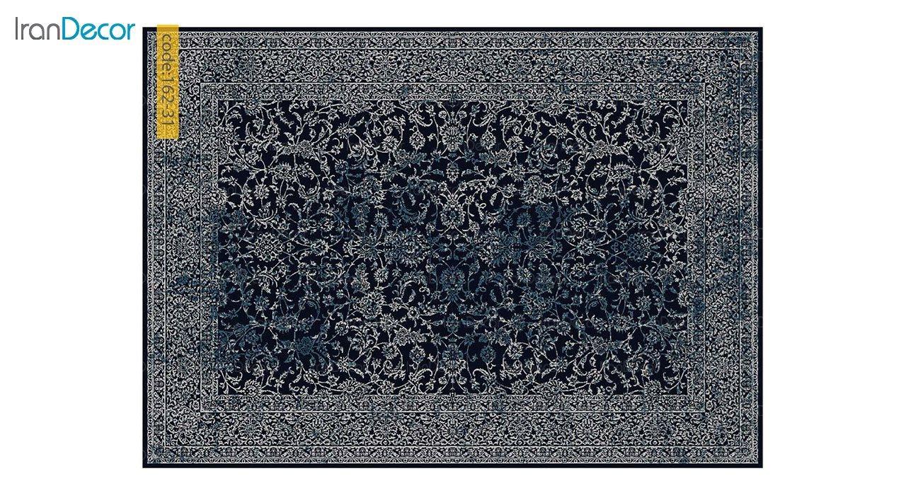 تصویر فرش وینتیج برنتین مدل 162-31