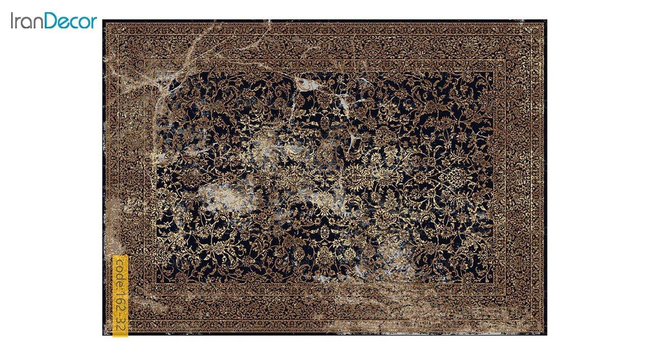 تصویر فرش وینتیج برنتین مدل 162-32