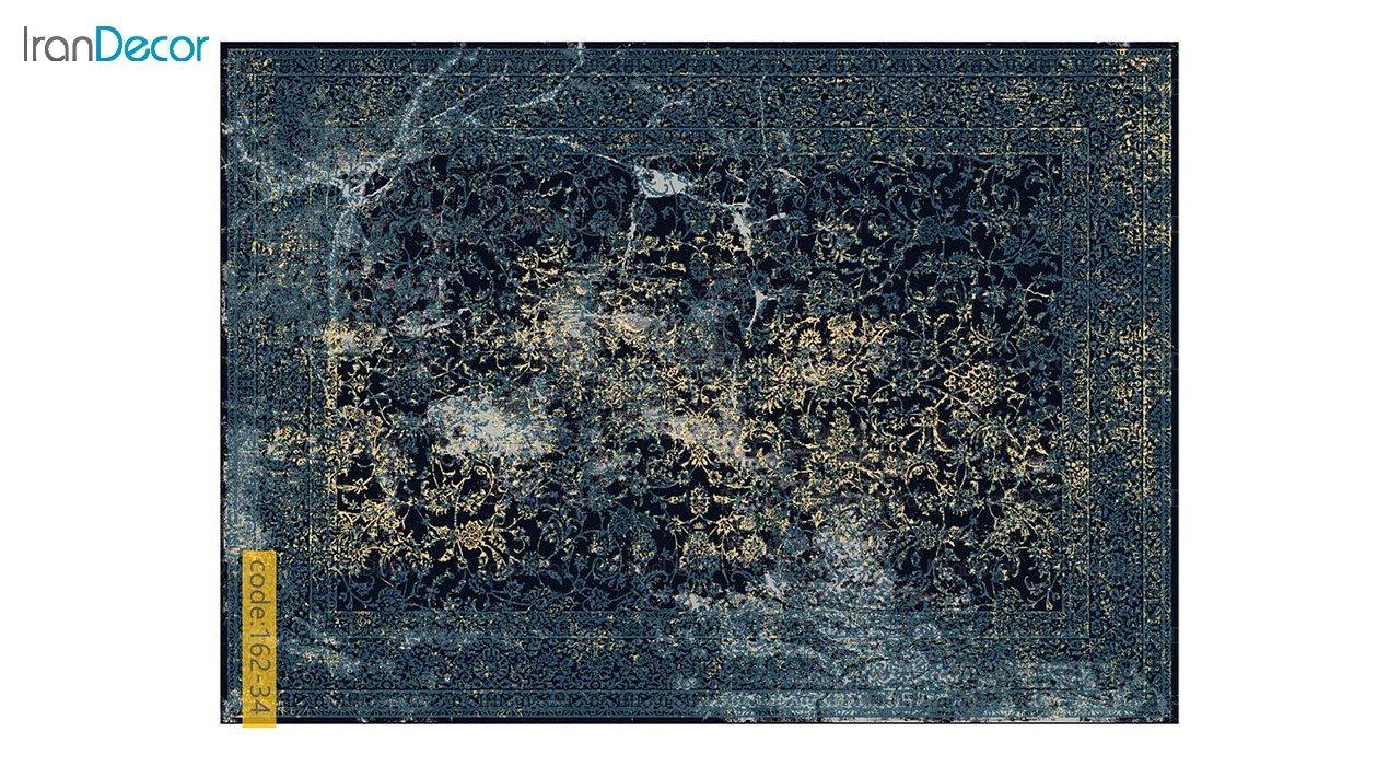تصویر فرش وینتیج برنتین مدل 162-34