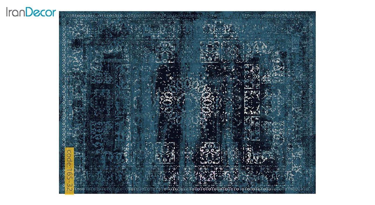 تصویر فرش وینتیج برنتین مدل 165-32
