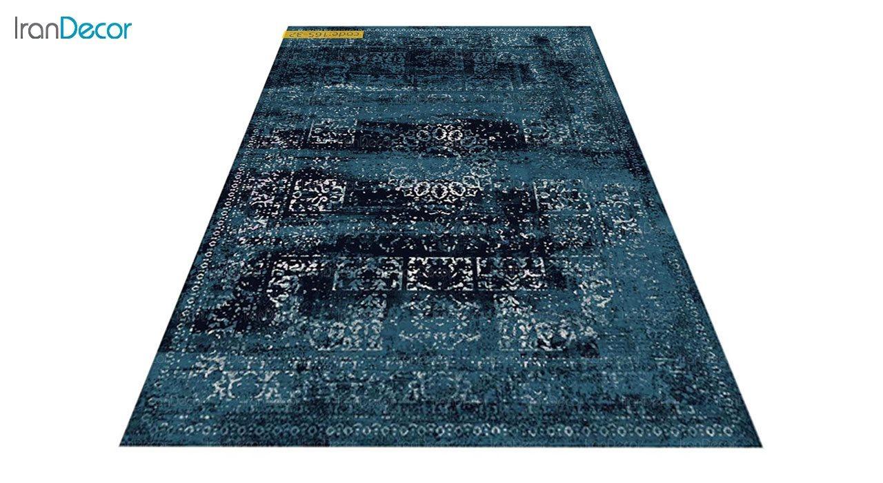 عکس فرش وینتیج برنتین مدل 165-32