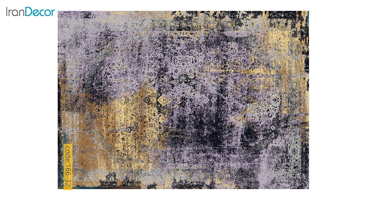 تصویر فرش وینتیج برنتین مدل 166-32