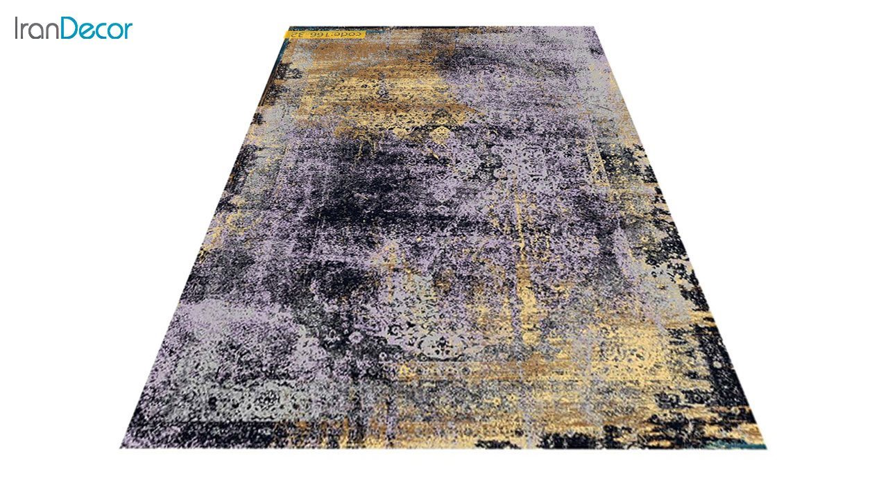 عکس فرش وینتیج برنتین مدل 166-32