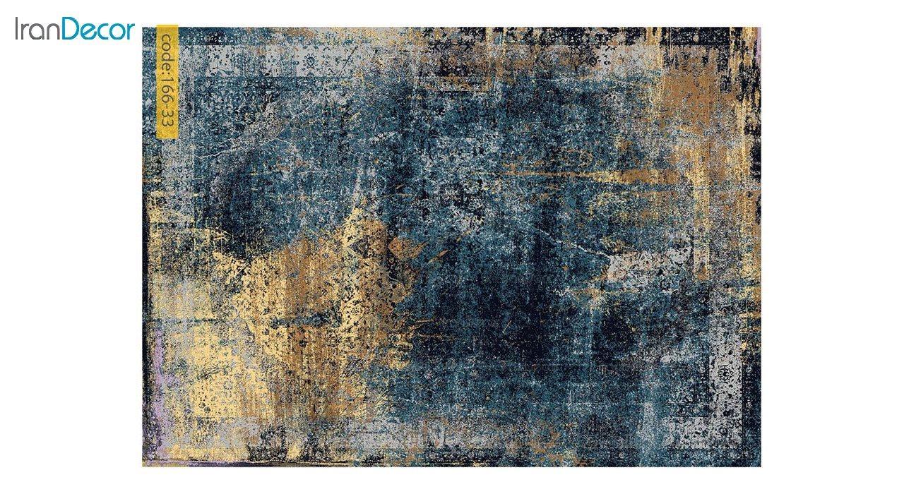 تصویر فرش وینتیج برنتین مدل 166-33