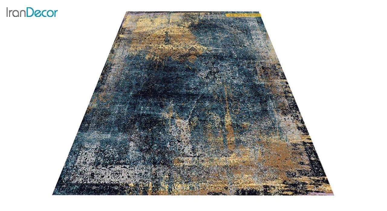 عکس فرش وینتیج برنتین مدل 166-33