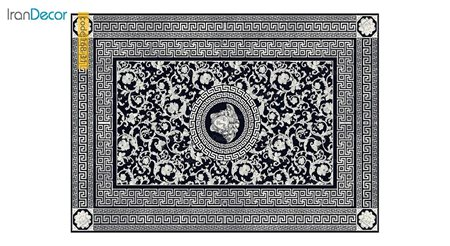 فرش مدرن برنتین طرح یونیک مدل 168-31