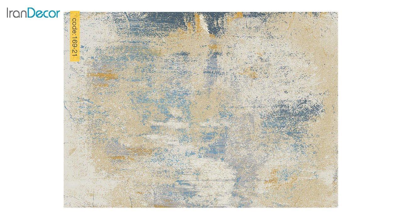 تصویر فرش وینتیج برنتین مدل 169-21