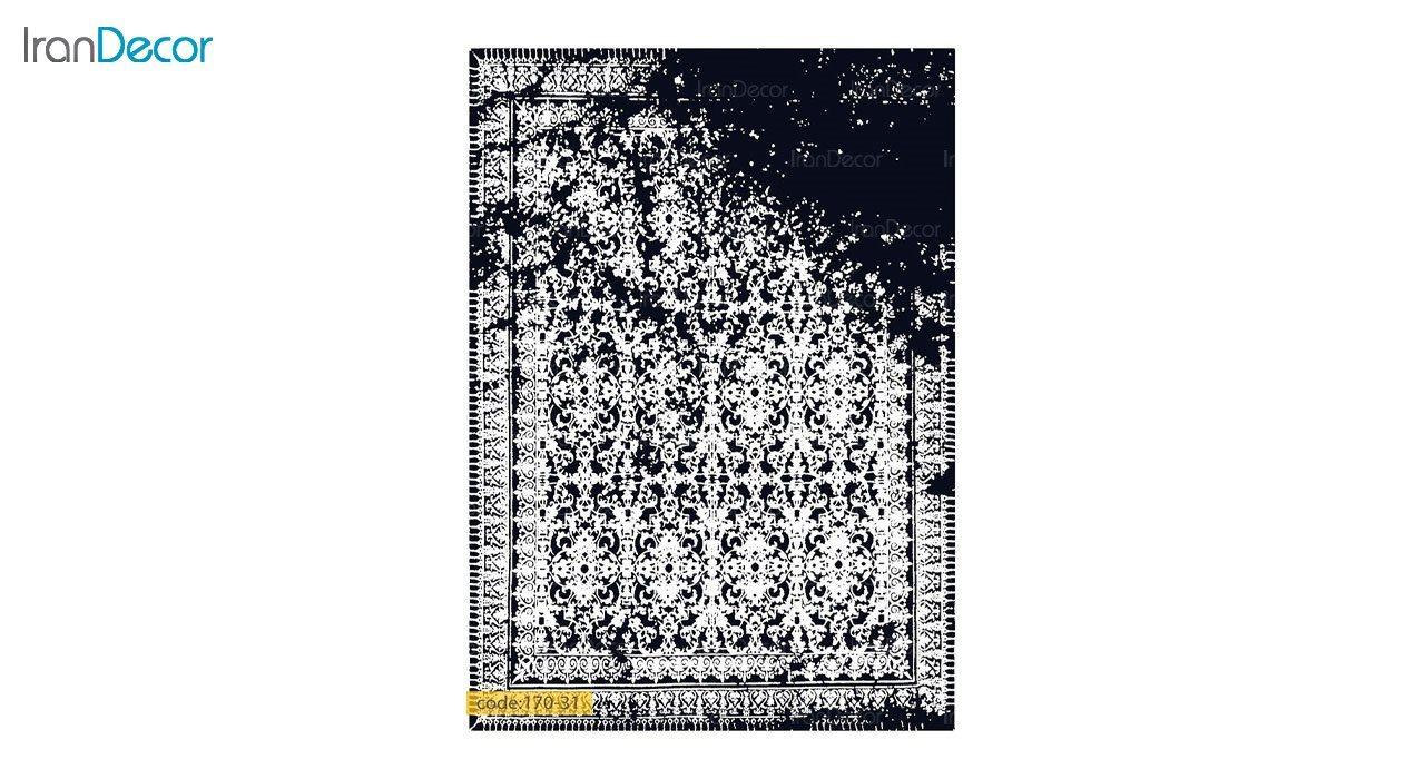 تصویر فرش وینتیج برنتین مدل 170-31
