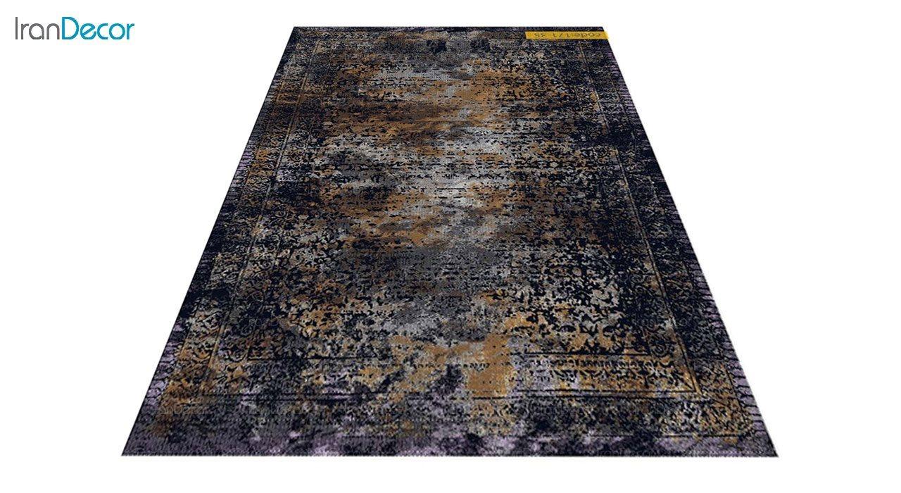عکس فرش وینتیج برنتین مدل 171-35
