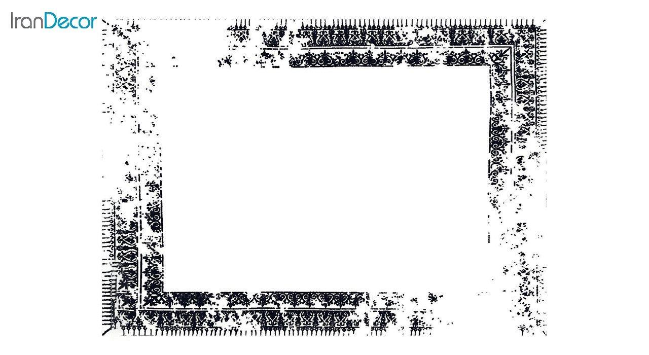تصویر فرش وینتیج برنتین مدل 172-32