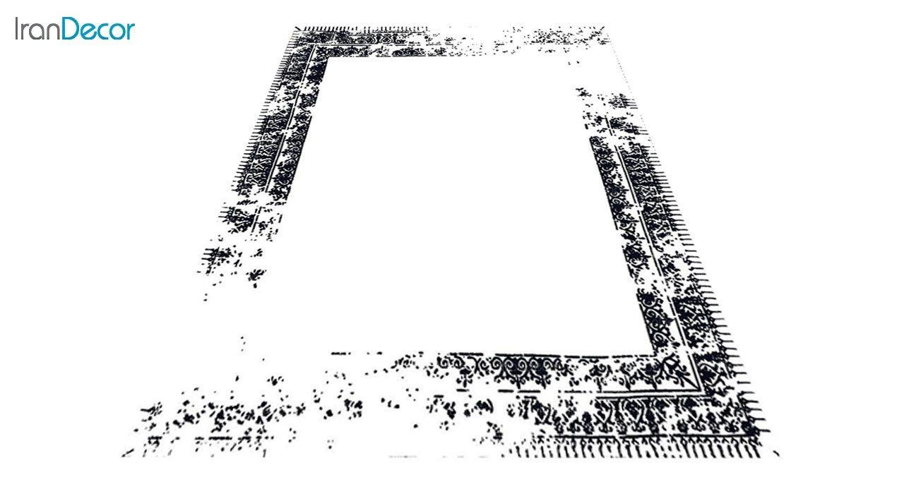 عکس فرش وینتیج برنتین مدل 172-32