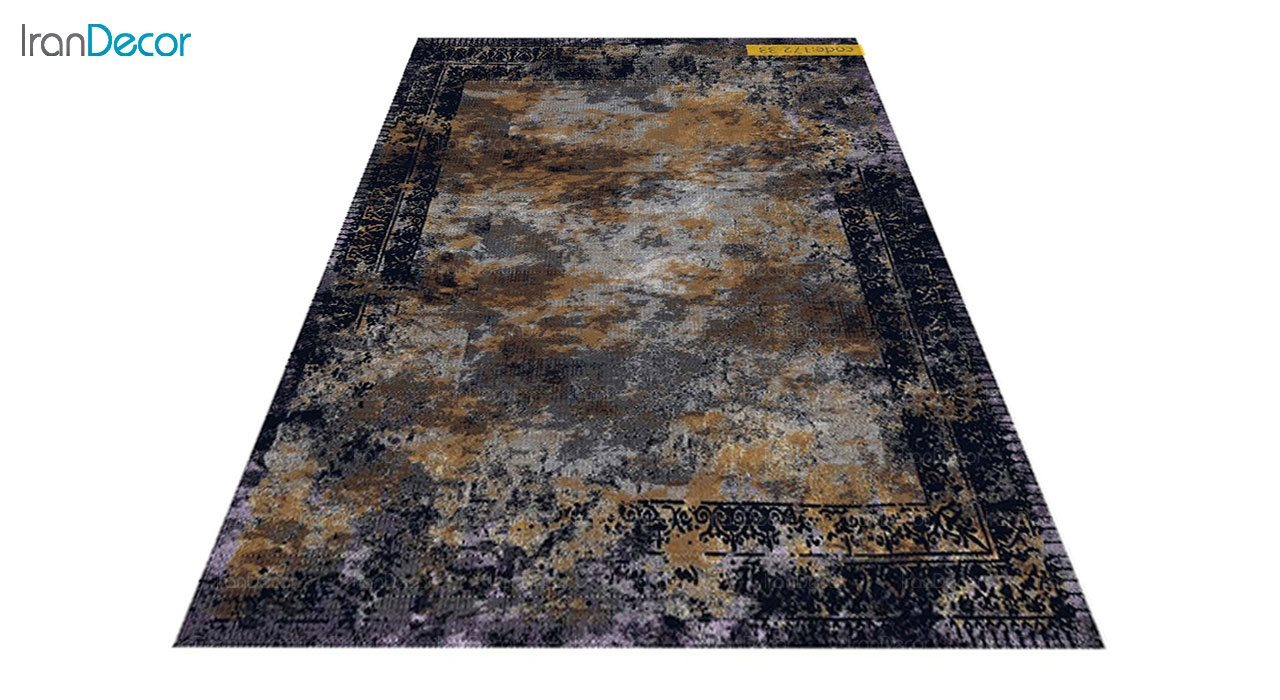 عکس فرش وینتیج برنتین مدل 172-33