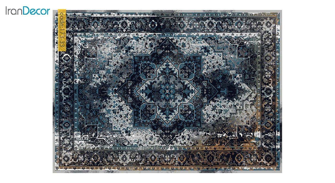 تصویر فرش وینتیج برنتین مدل 173-33