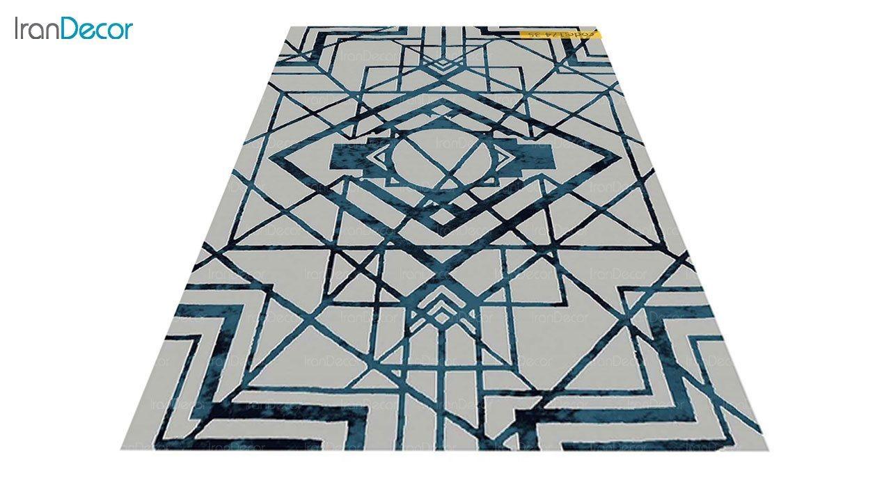 عکس فرش مدرن برنتین طرح یونیک مدل 174-35