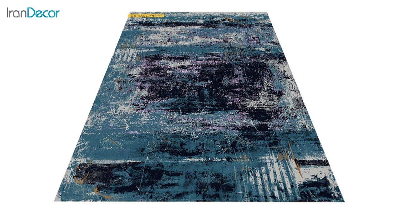عکس فرش وینتیج برنتین مدل 176-32