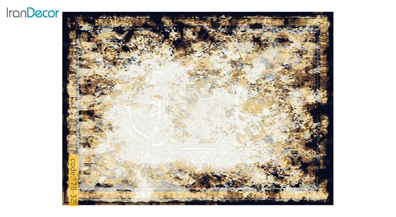 تصویر فرش وینتیج برنتین مدل 178-32