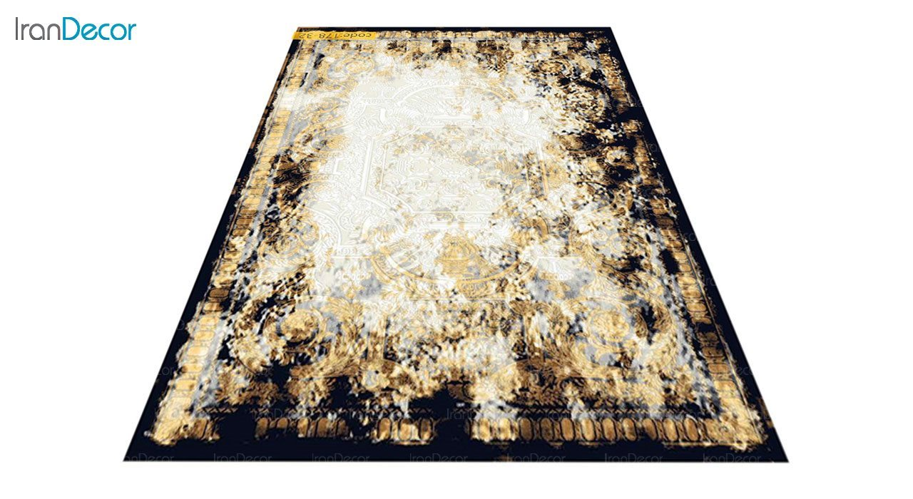 عکس فرش وینتیج برنتین مدل 178-32