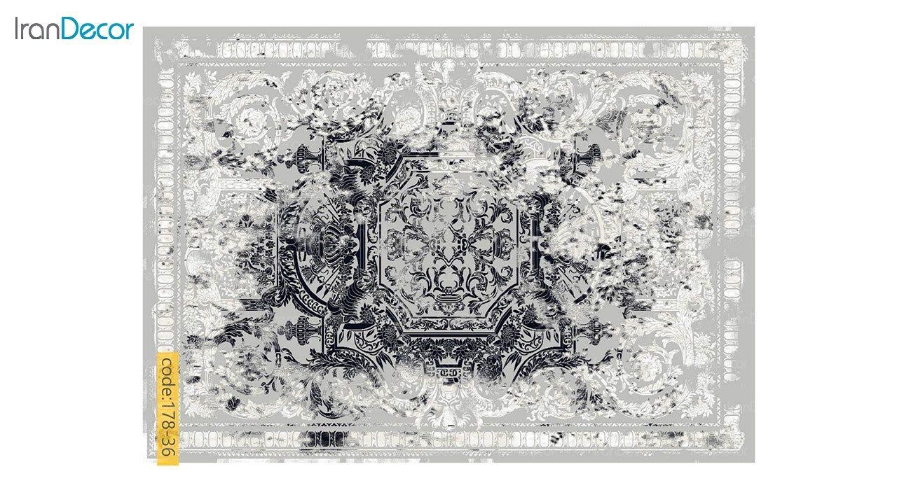 تصویر فرش وینتیج برنتین مدل 178-36