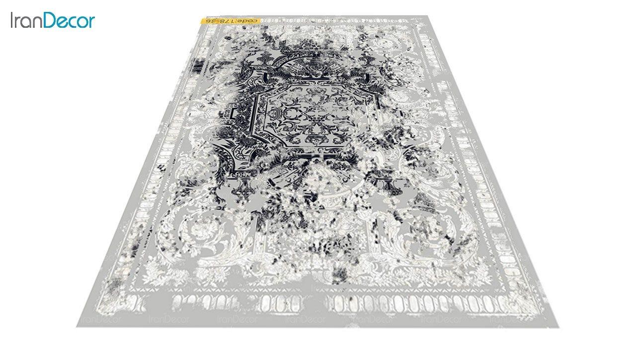 عکس فرش وینتیج برنتین مدل 178-36