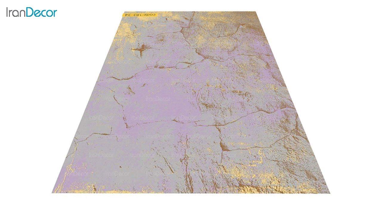 عکس فرش وینتیج برنتین مدل 183-34