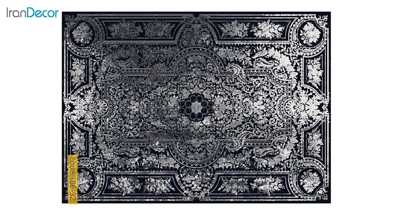 تصویر فرش وینتیج برنتین مدل 186-32