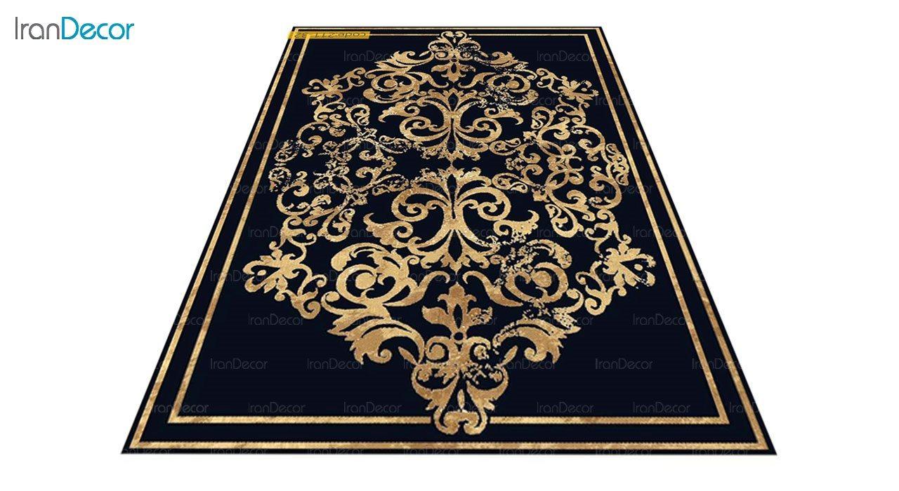 عکس فرش مدرن برنتین طرح یونیک مدل 211-32