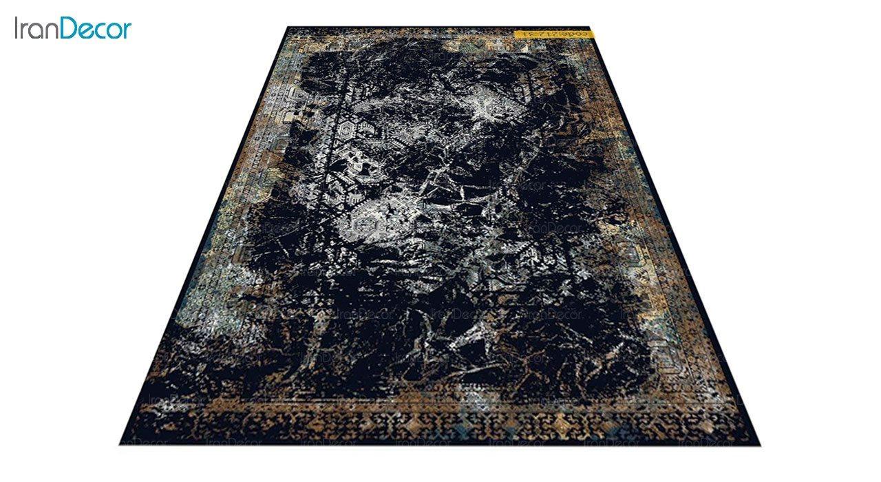 عکس فرش وینتیج برنتین مدل 212-31