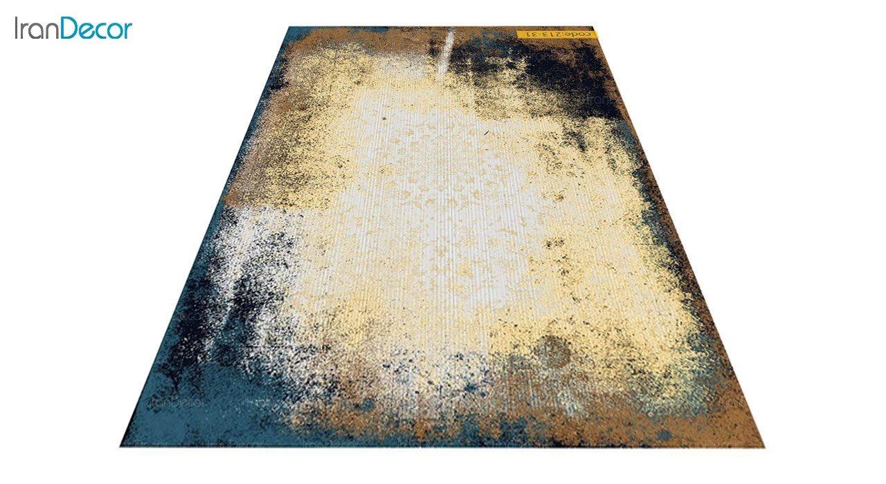 عکس فرش وینتیج برنتین مدل 213-31