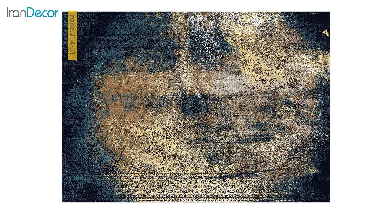 تصویر فرش وینتیج برنتین مدل 214-31