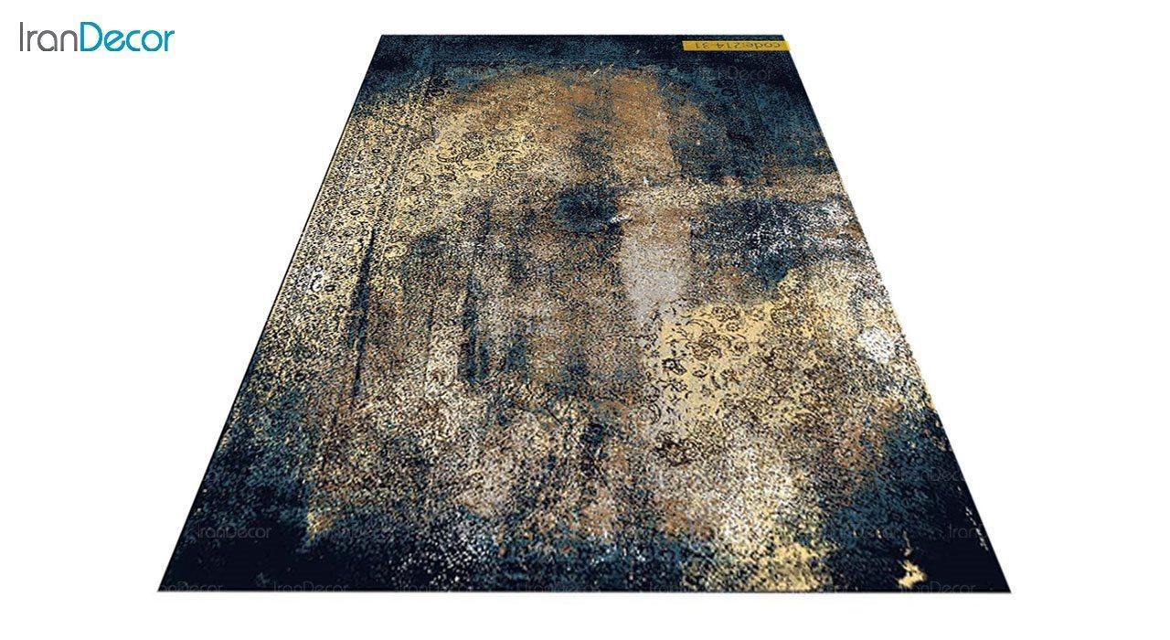 عکس فرش وینتیج برنتین مدل 214-31