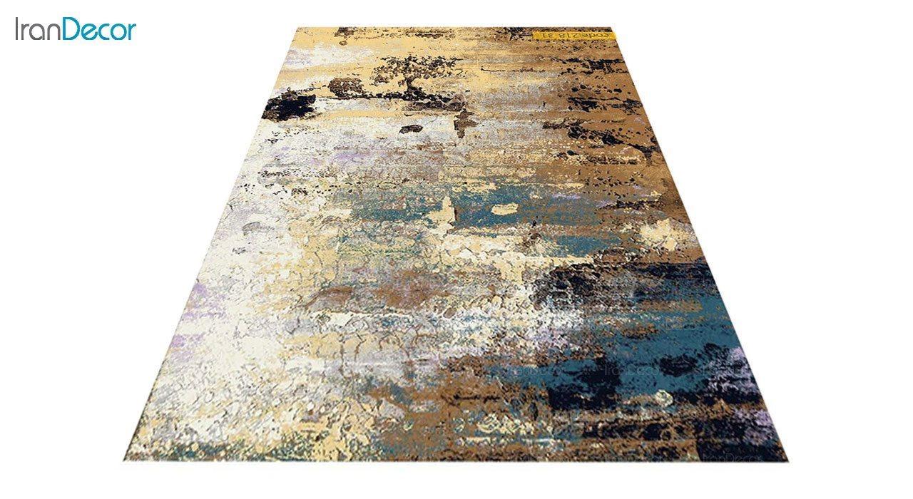 عکس فرش وینتیج برنتین مدل 218-31