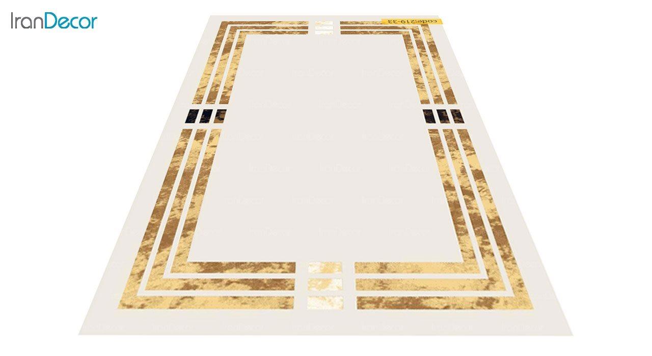 عکس فرش مدرن برنتین طرح یونیک مدل 219-33