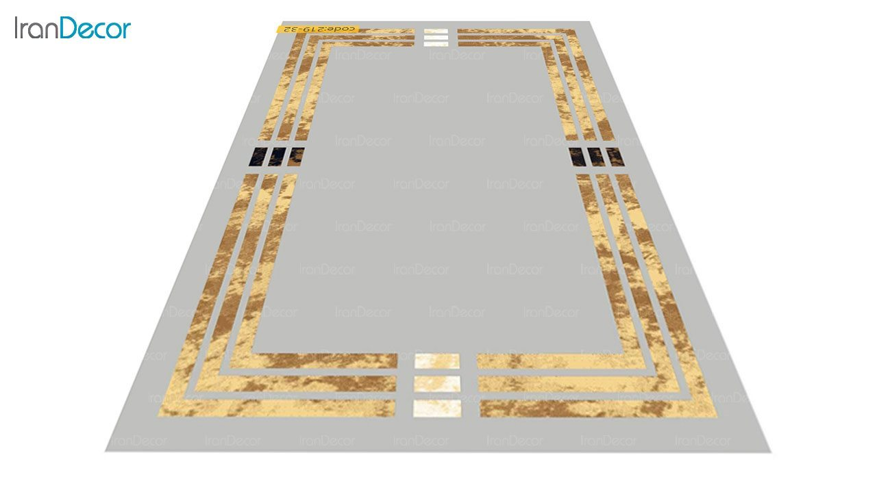 عکس فرش مدرن برنتین طرح یونیک مدل 219-32