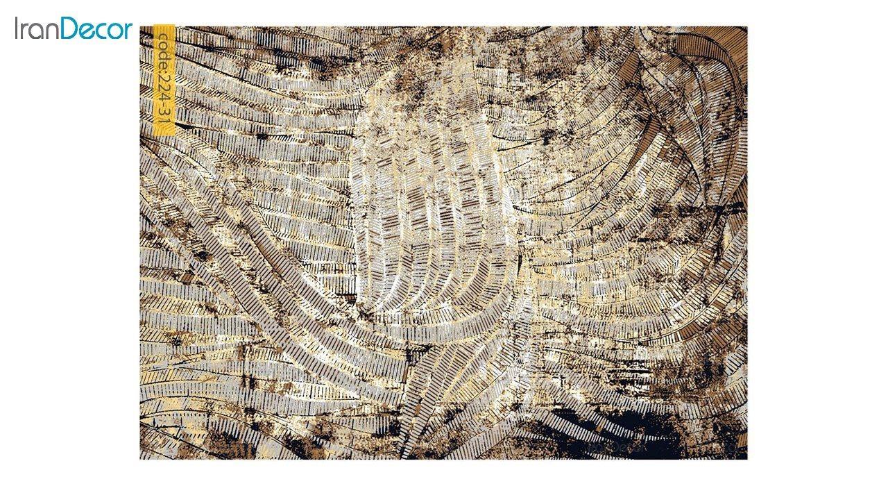 تصویر فرش وینتیج برنتین مدل 224-31