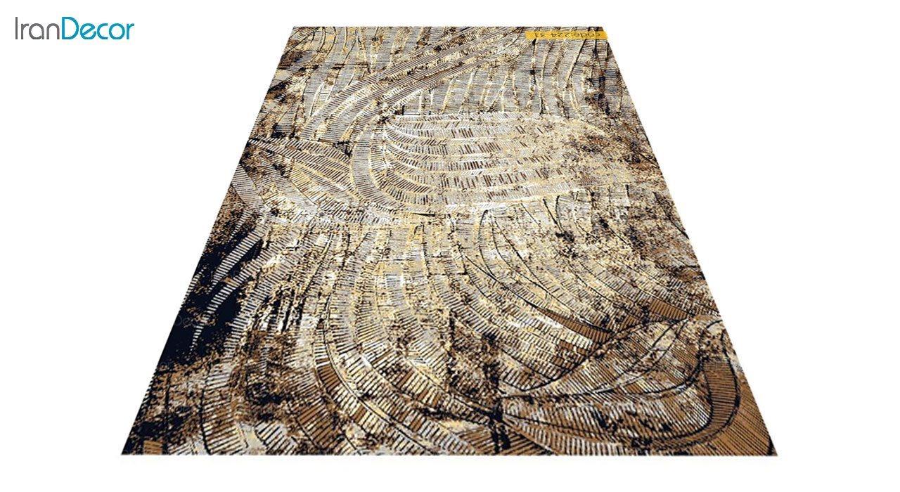 عکس فرش وینتیج برنتین مدل 224-31