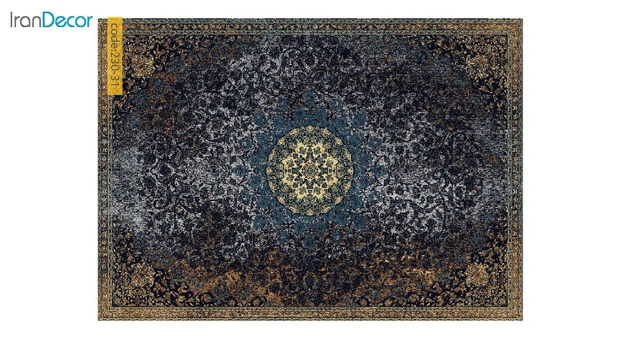تصویر فرش وینتیج برنتین مدل 230-31