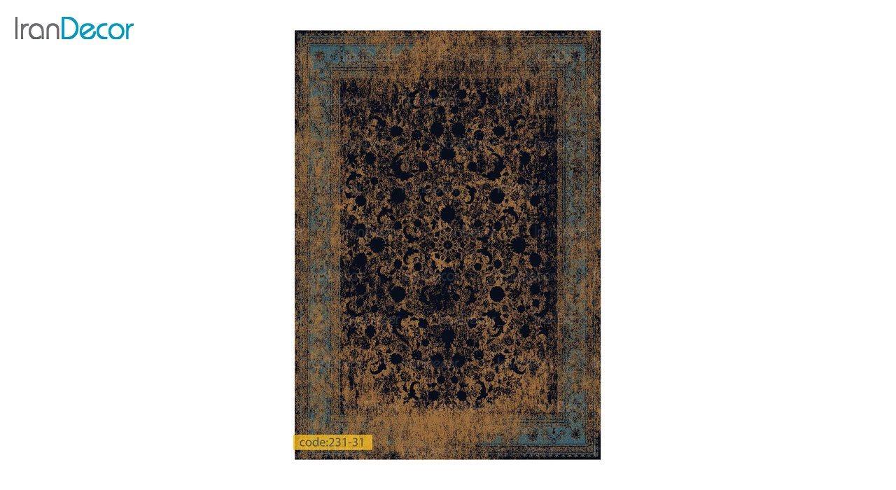 تصویر فرش وینتیج برنتین مدل 231-31