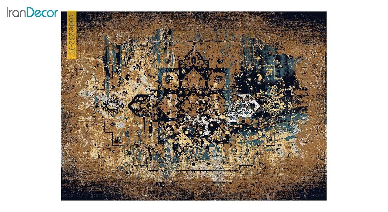 تصویر فرش وینتیج برنتین مدل 232-31