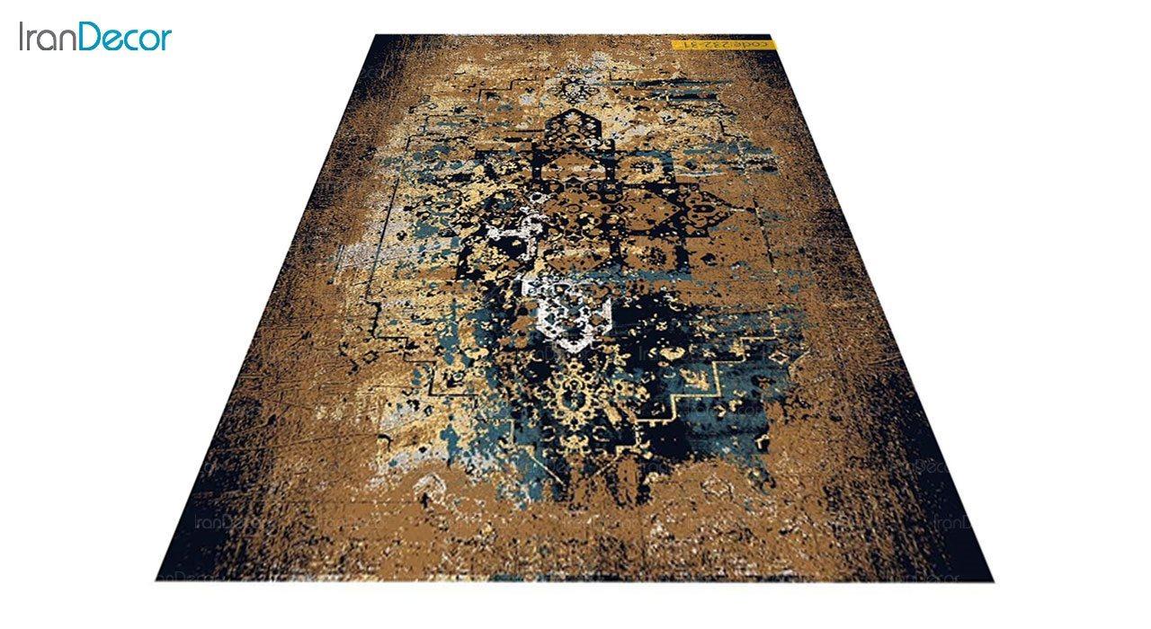 عکس فرش وینتیج برنتین مدل 232-31