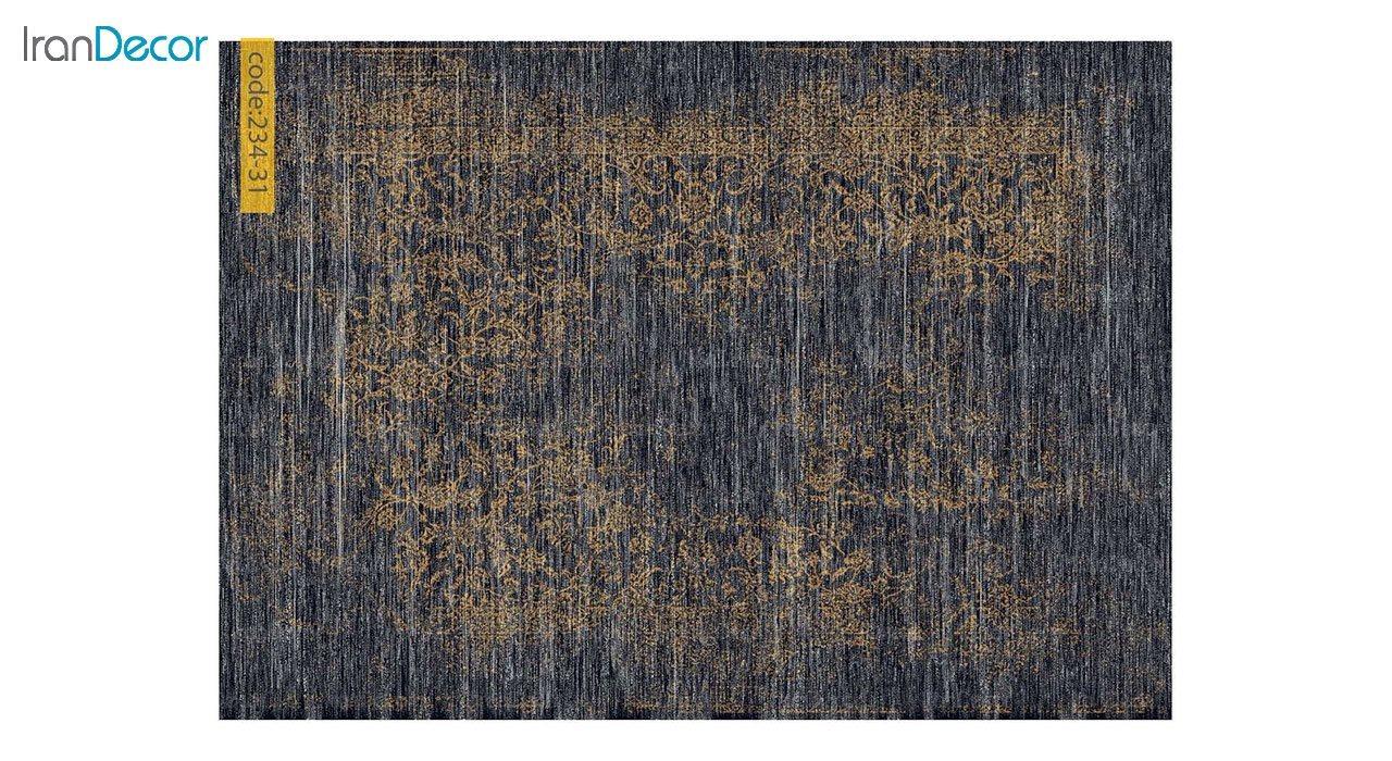 تصویر فرش وینتیج برنتین مدل 234-31