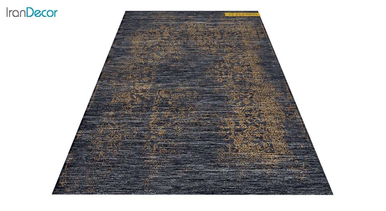 عکس فرش وینتیج برنتین مدل 234-31