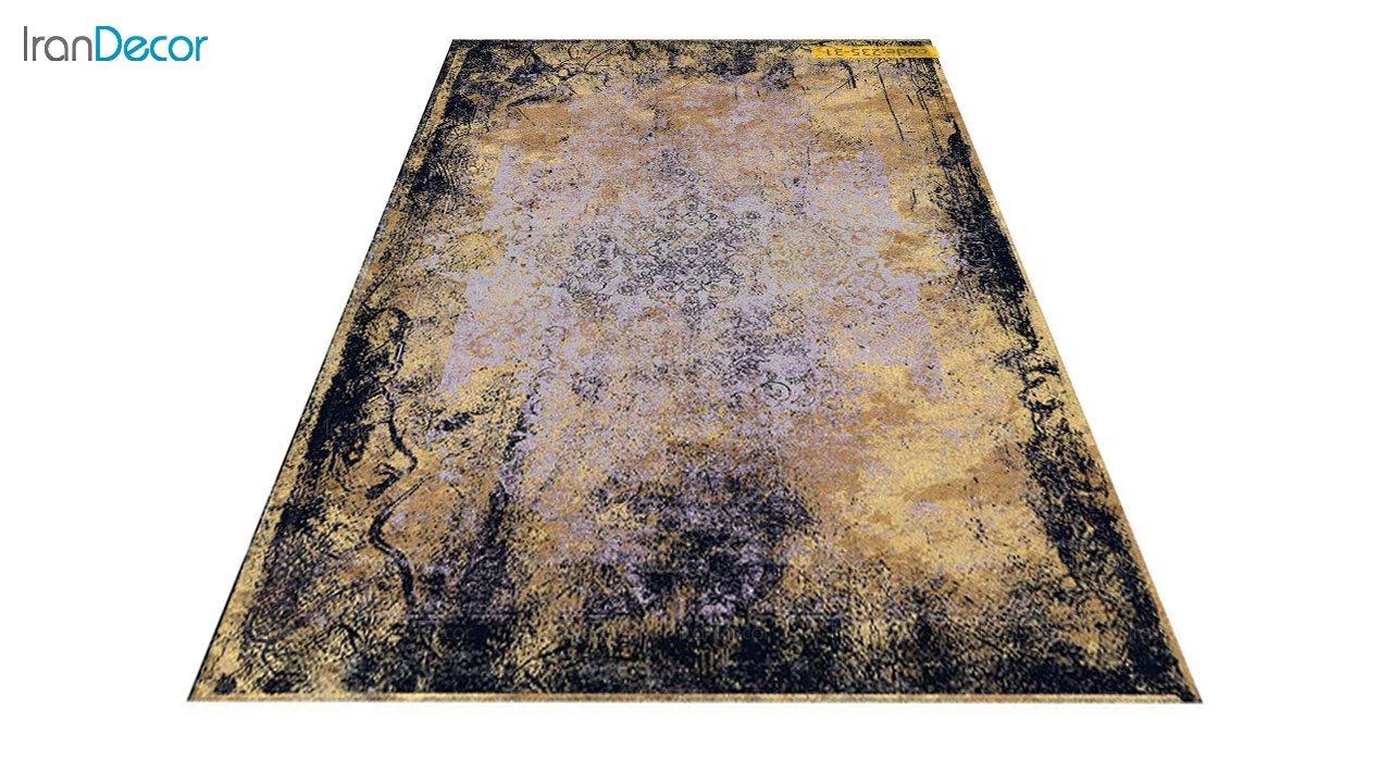 عکس فرش وینتیج برنتین مدل 235-31