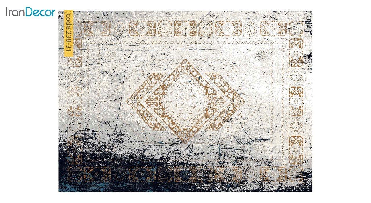 تصویر فرش وینتیج برنتین مدل 238-31