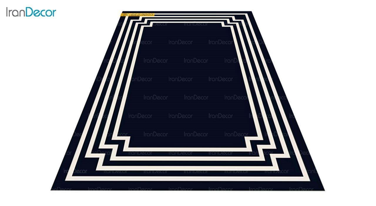 عکس فرش مدرن برنتین طرح یونیک مدل 239-32